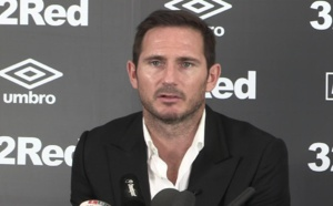 Derby County tente d'éloigner Frank Lampard de Chelsea