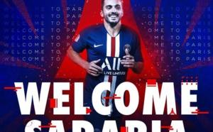 OFFICIEL : Pablo Sarabia pour cinq ans au PSG