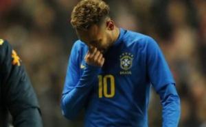 Une interview de Neymar a étrangement disparu