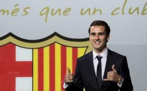Griezmann bientôt interdit de jouer avec le Barça ?