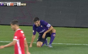 L'énorme raté de la Fiorentina face au Benfica