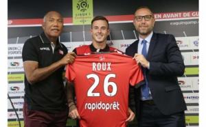 Guingamp - Mercato : Nolan Roux quitte l'EAG et retrouve la L1 !