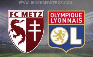FC Metz - Olympique Lyonnais : 26ème journée de Ligue 1