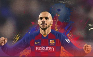 Barça, Mercato : Martin Braithwaite du FC Barcelone