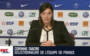 Equipe de France : Corinne Diacre