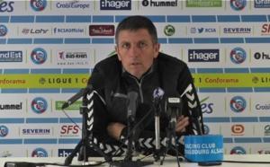 Strasbourg : Thierry Laurey prolonge son contrat