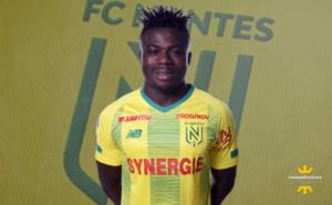 FC Nantes : Moses Simon a de grandes ambitions avec les Canaris