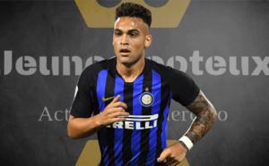 Inter Milan : Lautaro Martinez puni pour sa méforme ?
