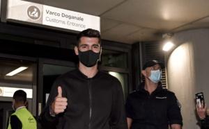 Juventus - Mercato : Morata (Atlético de Madrid) de retour à la Juve !