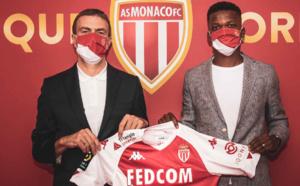 AS Monaco - Mercato : Florentino Luis officiellement à l'ASM