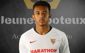 Jules Koundé, défenseur du FC Séville