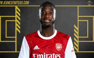 Arsenal : Evra allume Pépé