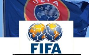 Quand on aime le foot, on parle foot ( le podcast de mardi 12 février L'Uefa et la Fifa dans de beau drap )