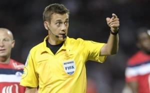 Itw Exclusive de Clément Turpin dans Quand on aime le foot, On parle foot
