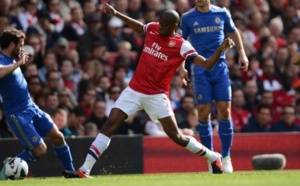 Abou Diaby out!