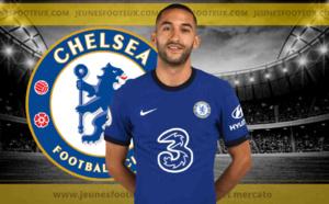 Chelsea - Mercato : Hakim Ziyech, un avenir loin des Blues ?