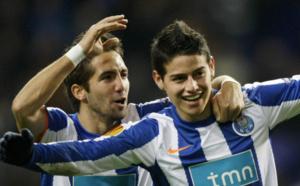 Moutinho et Rodriguez, c'est fait !