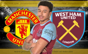 Manchester United : Lingard et West Ham, un mariage parfait