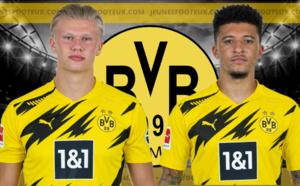 Dortmund - Mercato : deux grosses infos concernant Sancho et Haaland !