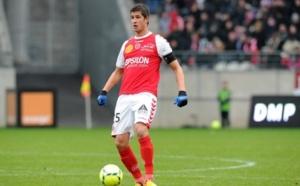 Anthony Weber à Reims jusqu'en 2017