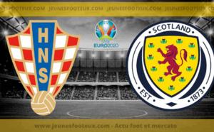 Tout savoir sur Croatie-Écosse
