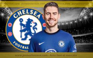 Chelsea : Jorginho évoque le Ballon d'Or !