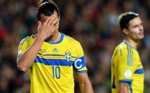 La déception de Zlatan