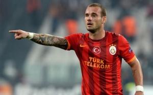 Manchester United : La piste Wesley Sneijder réactivée ?