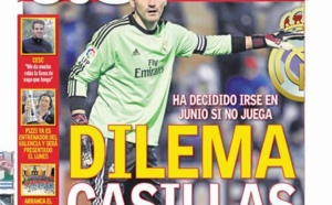 Casillas prêt à quitter le Réal Madrid !