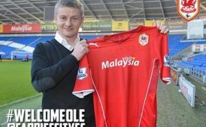 OFFICIEL :  Ole Gunnar Solskjaer est le nouvel entraîneur de Cardiff!