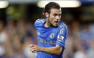 Chelsea : Juan Mata prêté à l'Atletico ?