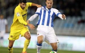 Liga : Villarreal atomise la Real Sociedad (5-1)