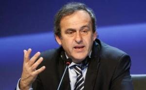 Platini critique la FIFA et le Ballon d'Or