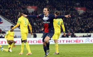Ligue 1 : Le PSG en démonstration face à Nantes (5-0)