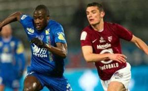 Ligue 2 : Metz - Créteil-Lusitanos : 1-1