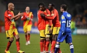 RC Lens : Kombouaré fier de ses joueurs !