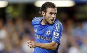Chelsea et Manchester United d'accords pour Mata ?