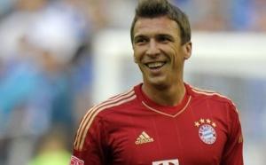 Bayern Munich : Mandzukic sur le départ ?
