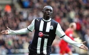 Newcastle: Papiss Cissé à Trabzonspor ?