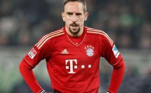 Bayern Munich : Ribéry absent jusqu'en mars