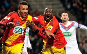 Coupe de France : Les Lensois domptent les Lyonnais !