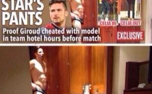 """Affaire Giroud : """"OUI j'ai fait une erreur, mais NON je n'ai pas commis l'adultère ! """""""
