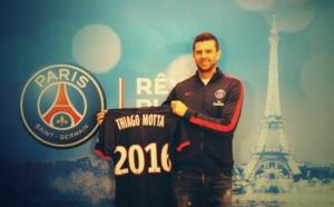 PSG : Thiago Motta prolonge jusqu'en 2016