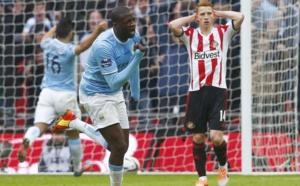 Vidéo : Le superbe but de Yaya Touré en finale de League Cup