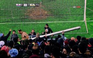 Trabzonspor-Fenerbahçe interrompu pour violences !