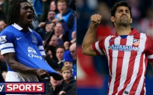 Chelsea prêt à mettre Lukaku dans la balance pour déloger Diego Costa ?