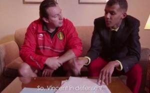 """Vidéo : """"Ta fête"""" de Stromae, la chanson officielle des Diables Rouges"""