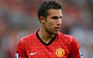 Man United : Van Persie finalement OUT jusqu'à la fin de saison ?