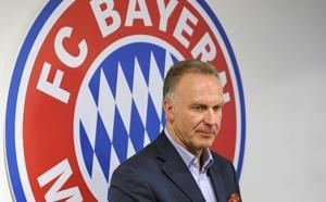 """Bayern : Rummenigge """"Je peux vous assurer que nous n'achèterons pas Julian Draxler cet été"""""""