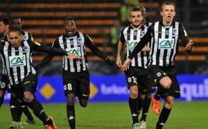Coupe de France : Angers se qualifie dans la douleur face à Moulin !